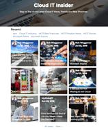 Cloud IT Insider Blog